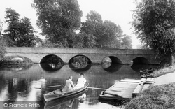 Newark-on-Trent, Devon Bridge 1909
