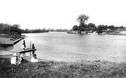 Newark-on-Trent, Farndon Ferry 1923