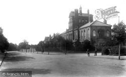 Newark-on-Trent, Hospital And London Road 1904