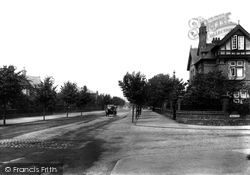 Newark-on-Trent, London Road 1909