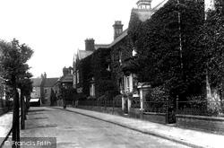 Newark-on-Trent, Magnus Street 1908