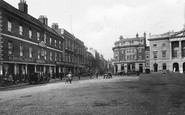 Newark-on-Trent, Market Place 1923