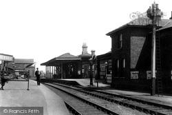 Newark-on-Trent, Midland Railway Station 1906