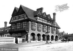 Newark-on-Trent, Ossington Coffee Palace 1890