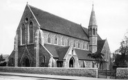 Newark-on-Trent, St Leonard's Church 1890