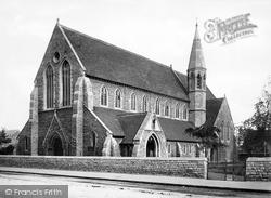 Newark-on-Trent, St Leonard's Church 1890