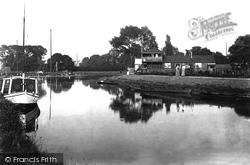 Newark-on-Trent, The Boathouse 1909