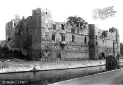 Newark-on-Trent, The Castle 1895