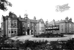 Newark-on-Trent, The Infirmary 1909