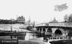 Newark-on-Trent, Trent Bridge 1900