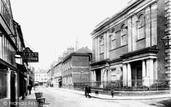 Newark-on-Trent, Wesleyan Church And Barnby Gate 1904