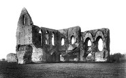 Example photo of Newark Priory
