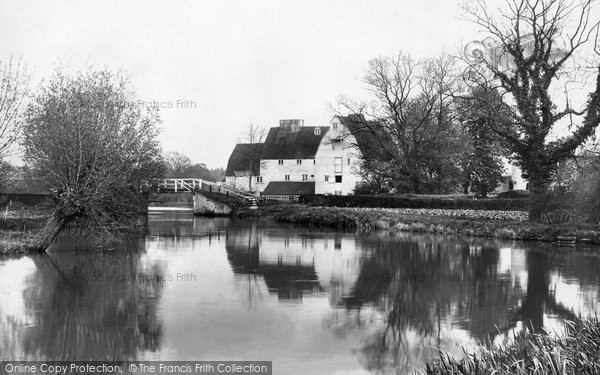 Newark,the Mill 1903,Surrey