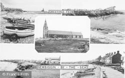 Newbiggin-By-The-Sea, Composite c.1960
