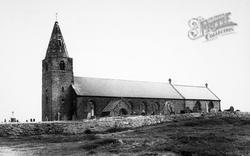 Newbiggin-By-The-Sea, St Bartholomew's Church c.1965