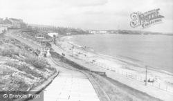 Newbiggin-By-The-Sea, The Bay c.1955