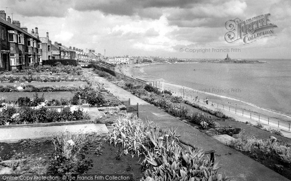 Photo of Newbiggin By The Sea, The Bay c.1960