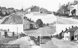Newbold Verdon, Composite c.1965