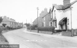 Newbold Verdon, Dragon Lane c.1960