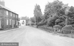 Newbold Verdon, Main Street c.1960