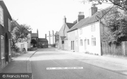 Newbold Verdon, Main Street c.1965