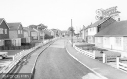Newbold Verdon, Peters Avenue c.1965