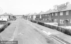Newbold Verdon, Preston Drive c.1960