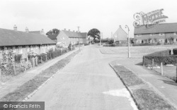 Newbold Verdon, Sparkenhoe c.1965