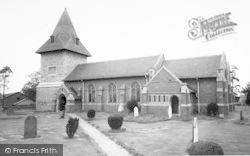 Newbold Verdon, St James Church c.1960