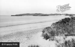 Newborough, Llanddwyn Beach c.1950