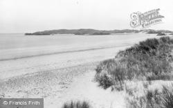 Newborough, Llanddwyn Beach c.1955