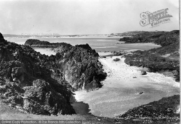 Photo of Newborough, Llanddwyn Sands c.1950