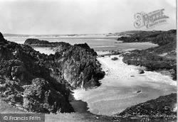 Newborough, Llanddwyn Sands c.1950
