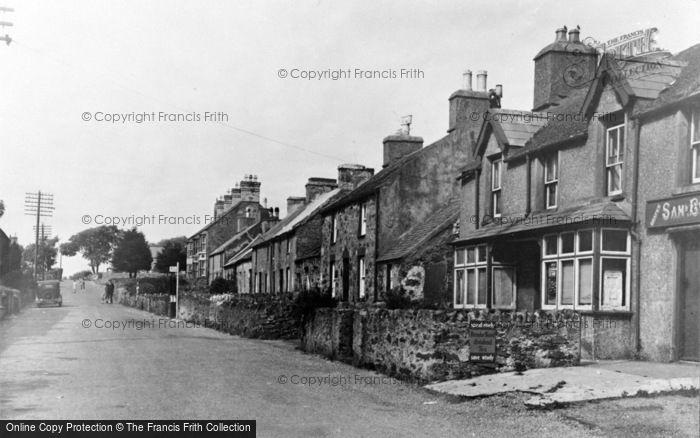 Photo of Newborough, Maltreath Street c.1955
