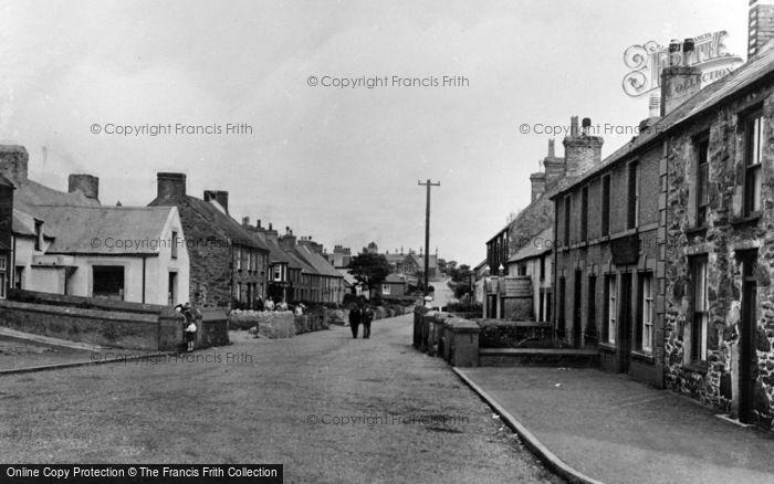 Photo of Newborough, Pendre Street c.1955