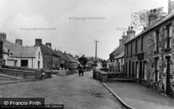 Pendre Street c.1955, Newborough