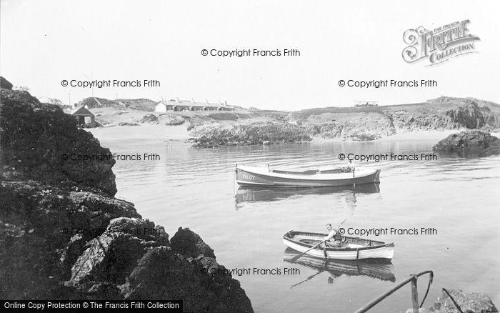 Photo of Newborough, Pilots Cove, Llanddwyn c.1935
