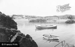 Newborough, Pilots Cove, Llanddwyn c.1935