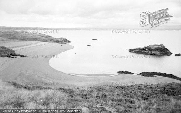 Photo of Newborough, The Beach, Llanddwyn Island c.1960