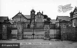 The Institute c.1955, Newborough