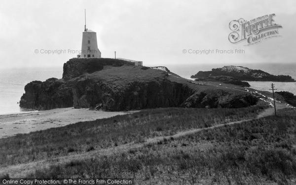 Photo of Newborough, The Lighthouse c.1950