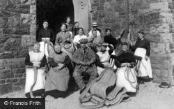 Newborough, The Newborough Mat Makers Association 1914