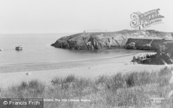 The Old Lifeboat Station c.1950, Newborough