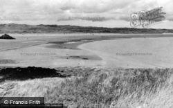 The Sands, Llanddwyn Island c.1960, Newborough