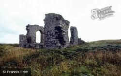 Ynys Llanddwyn, Abbey Ruins c.1995, Newborough
