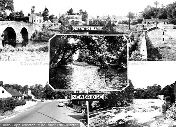 Newbridge, Composite c1955