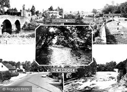 Newbridge, Composite c.1955