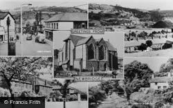 Newbridge, Composite c.1955