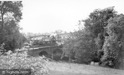 Newbridge, From Kilness Brae c.1955