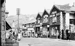 Newbridge, High Street c.1955